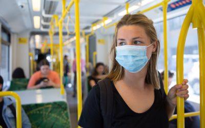Durch Mundschutz – Rosacea & seborrhoisches Ekzem