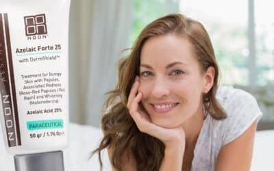 Unser Beitrag zum Thema Azelainsäure in der Kosmetischen Medizin 2.20