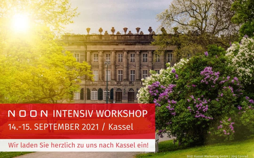 NOON mehr aus Fruchtsäure-Peelings rausholen: Intensiv Workshop in Kassel