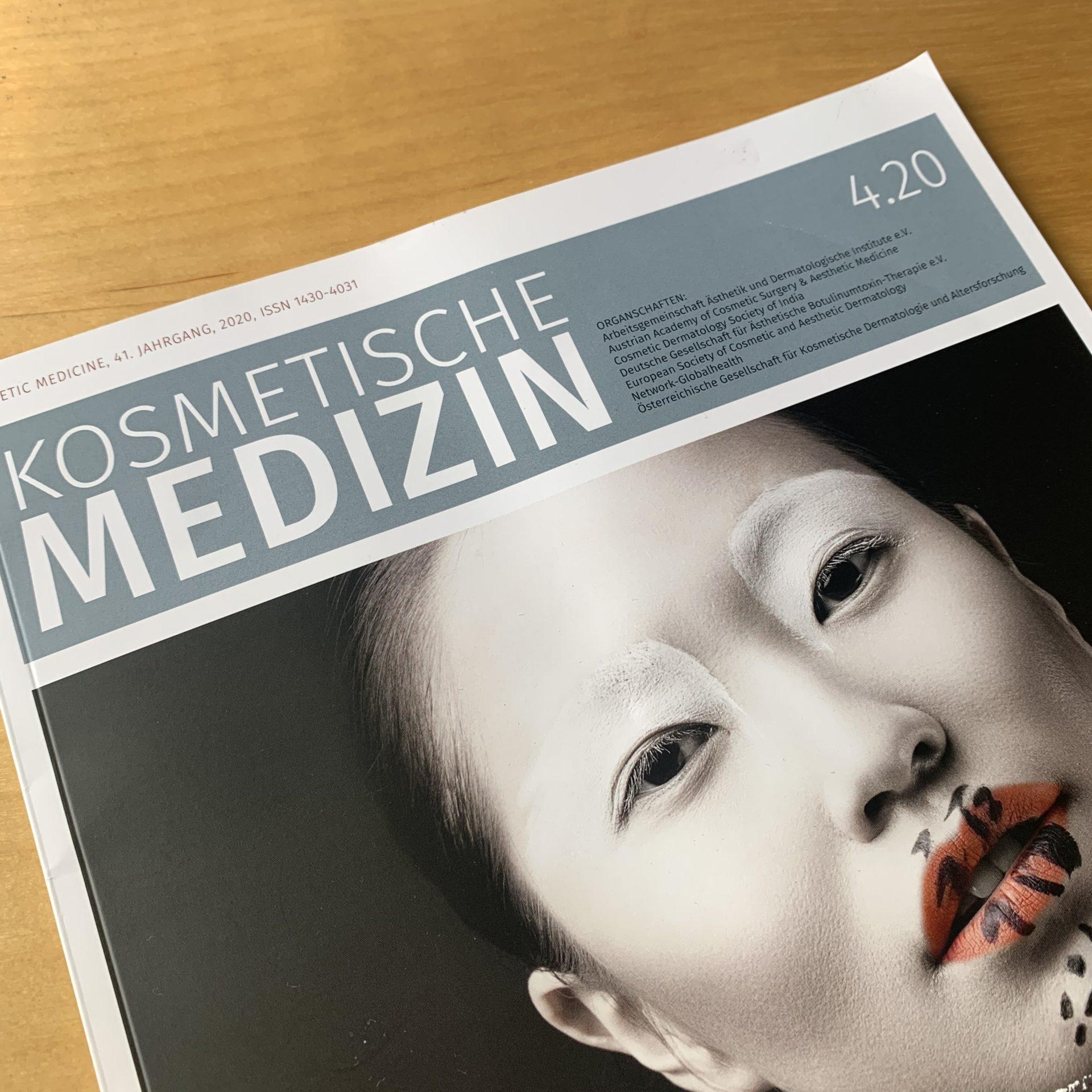Unser Beitrag in der Kosmetischen Medizin 5.5 - skinmedic GmbH