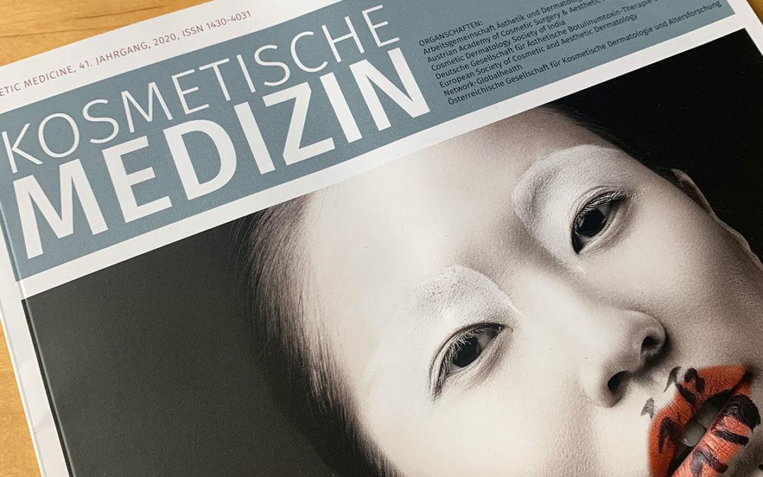 Unser Beitrag in der Kosmetischen Medizin 4.20